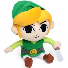 Peluche The Legend of Zelda Link 18-20cm