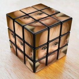 Cubo tipo Rubik personalizado