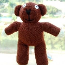 Peluche Teddy el oso de Mr. Bean