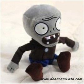 Peluche Zombie (Plants vs Zombies)