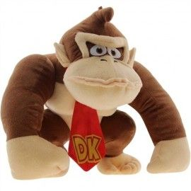 Peluche Donkey Kong Super Mario 24cm