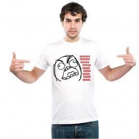 Camiseta MC Unisex Memes Fuuu