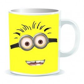 Taza Minion 2 ojos (Despicable Me)
