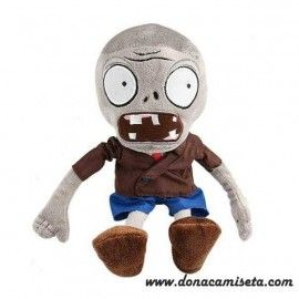 Peluche Zombie 32/34cm (Plants vs Zombies)