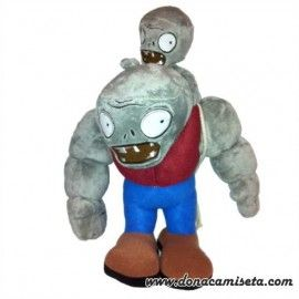 Peluche Zombie 2 Zombies 32/34cm (Plants vs Zombies)