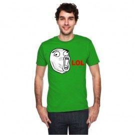 Camiseta MC Unisex Memes LOL