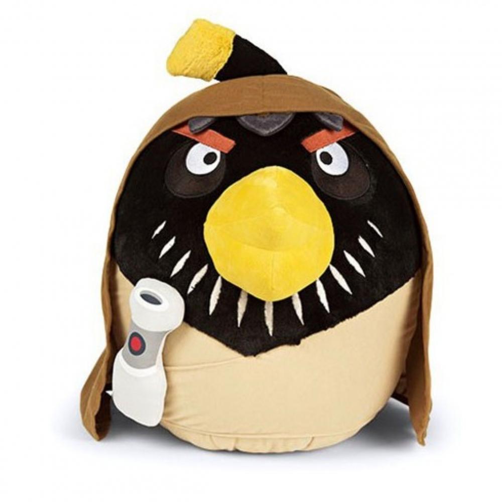Peluche Obi Wan Angry Birds Star Wars 13cm