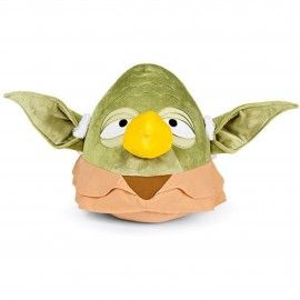 Peluche Yoda Angry Birds Star Wars 13cm
