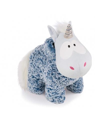 Peluche Unicornio con sudadera de...