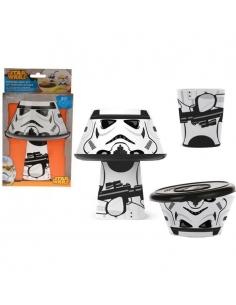 Set desayuno Star Wars...