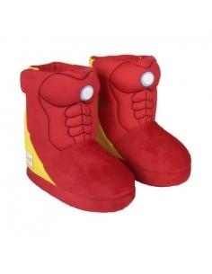 Zapatillas de casa Iron Man...