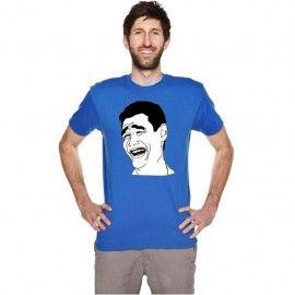 Camiseta MC Unisex Memes Yao Ming