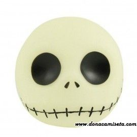 Hucha Jack Brilla en la oscuridad (Nightmare Before Christmas)