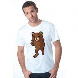 Camiseta MC Unisex Memes Pedobear