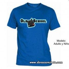 Camiseta MC Atari Old School