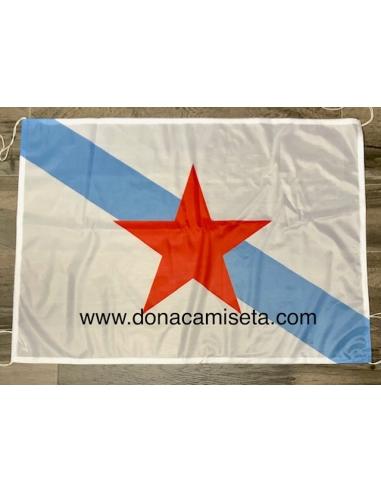 Bandeira Galicia Estreleira (Bandera...