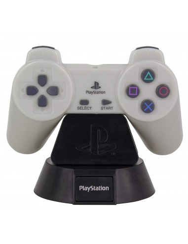 Lámpara Mando PlayStation 3d mini
