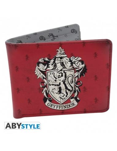 Cartera monedero Harry Potter Gryffindor