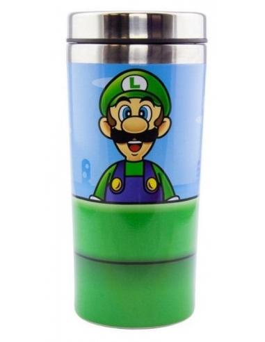 Vaso de viaje Termo Super Mario Bros...