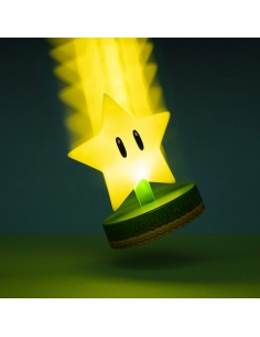 Lámpara Super Mario...