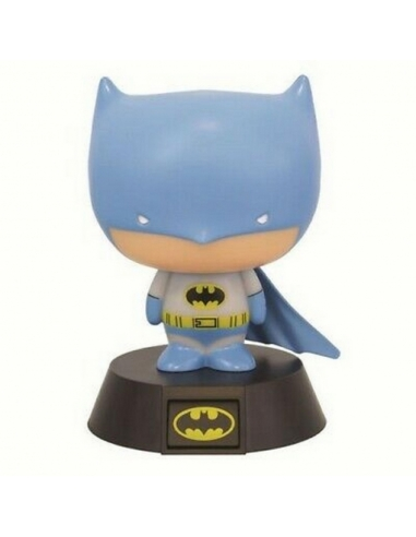 Lámpara Batman retro Figura 3d mini