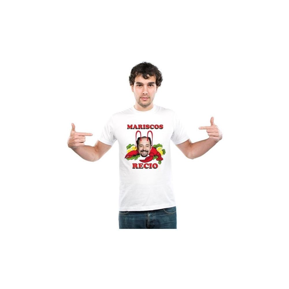 Camiseta MC Unisex Mariscos Recio