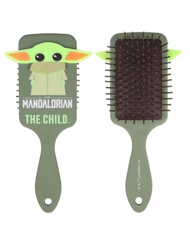 Cepillo pelo The Mandalorian Baby...