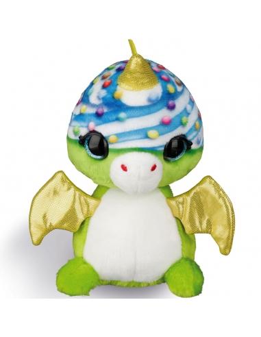 Peluche Dragón Blubibi NICIdoos 16 cm