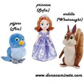 Peluche Princesa Sofia