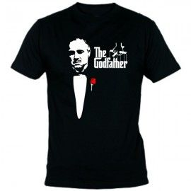 Camiseta MC Unisex El Padrino (The Godfather)