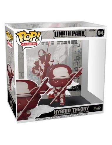 Figura Funko Pop Linking Park: Hibrid...