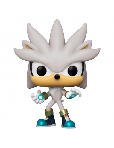 Figura Funko Pop Sonic Silver 633 The...