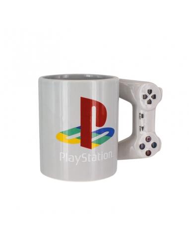 Taza Mando Playstation cerámica con...