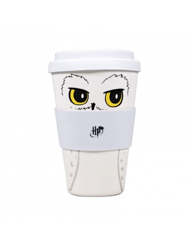 Taza Harry Potter  Hedwig de Bambú...
