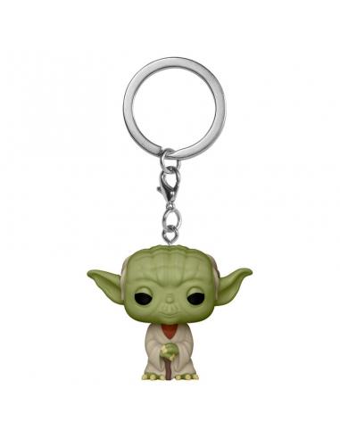 Llavero Funko PoP Yoda Star Wars