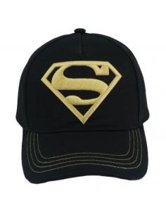 Gorra Superman logo 3D...
