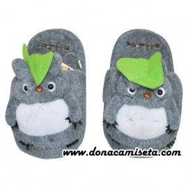 Zapatillas Totoro (Studios Ghibli)
