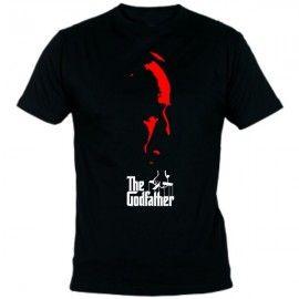 Camiseta MC Unisex El Padrino Perfil