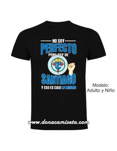 Camiseta No soy Perfecto, soy de...