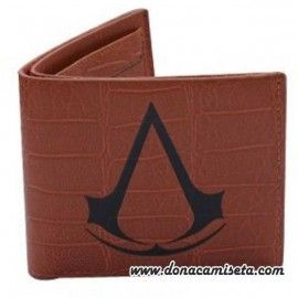 Cartera Logo Assassin´s Creed