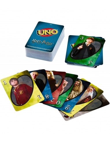 Baraja Juego de cartas Harry Potter...