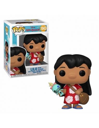 Figura Funko Pop Lilo & Stitch Lilo...
