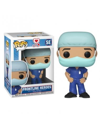 Figura Funko Pop Frontline Médico...