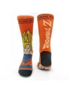 Calcetines Dragon Ball Goku...