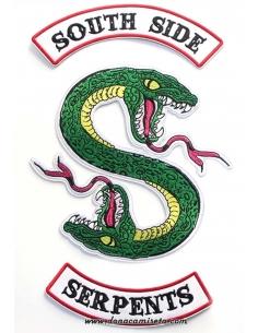 Parche South Side Serpents...