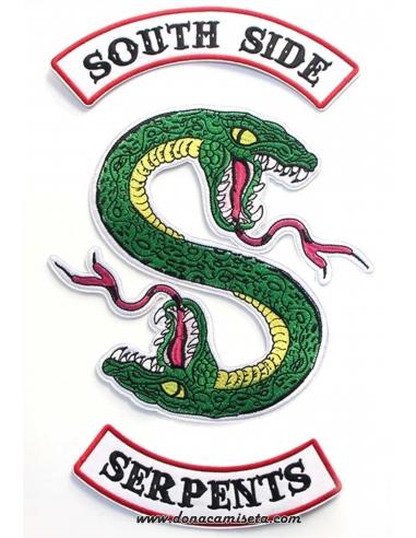 Parche South Side Serpents Riverdale