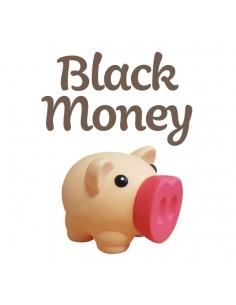 Hucha Cerdito Black Money...