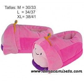 Zapatillas Princesa Chicle (Hora de Aventuras)