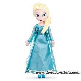 Peluche Elsa Frozen 50cm