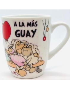 Taza A La Más Guay de...